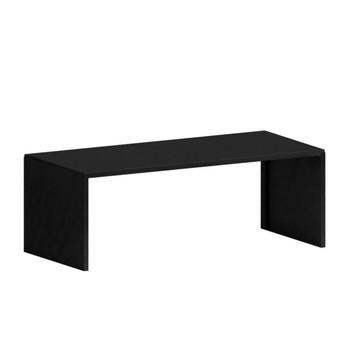 Zeus - Big Irony Schreibtisch - schwarz/200x90x72cm