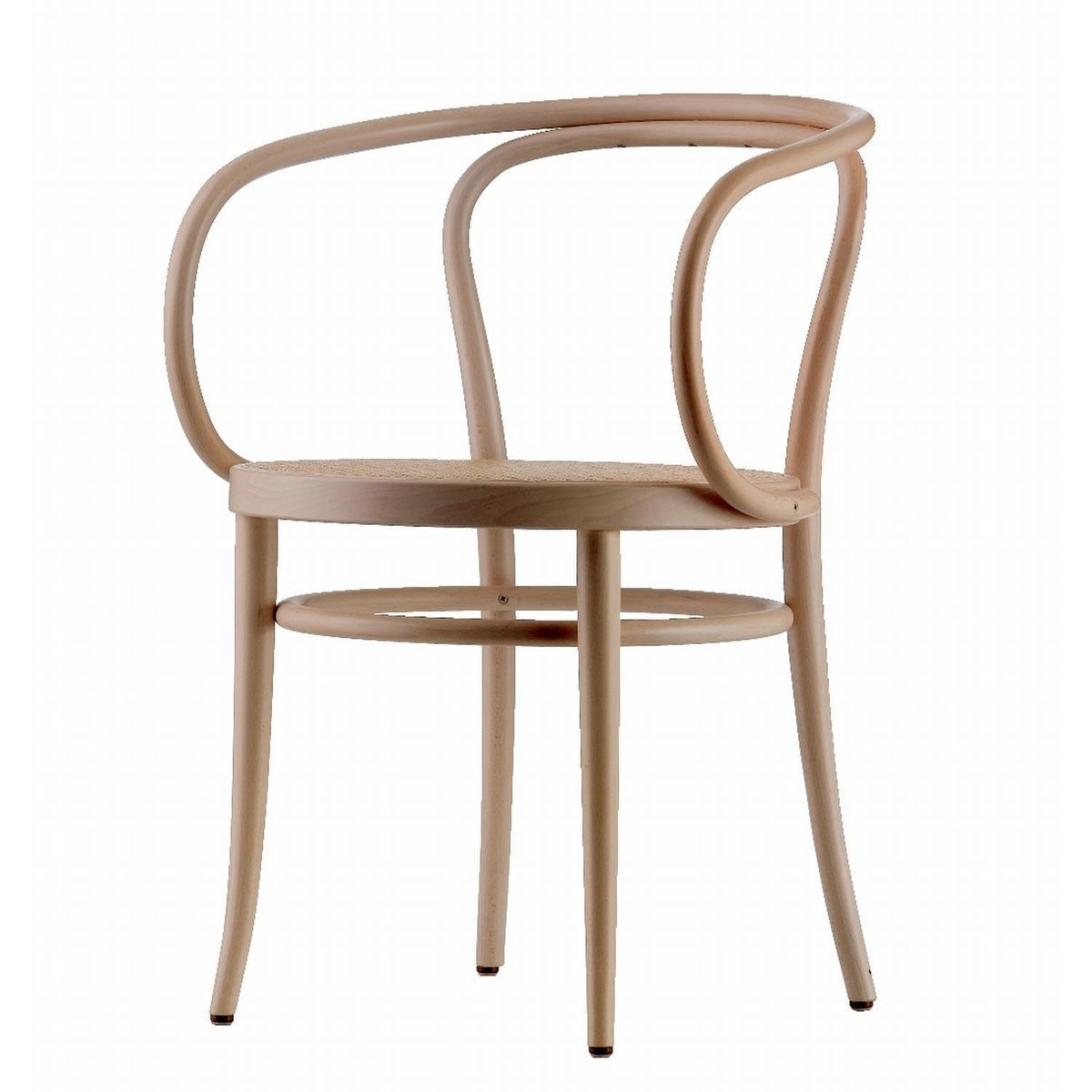 Thonet 209 210 armchair thonet for Chaise bistrot thonet