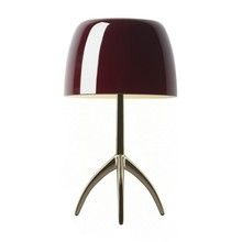 Foscarini - Lumiere Piccola Table Lamp Champagne Base
