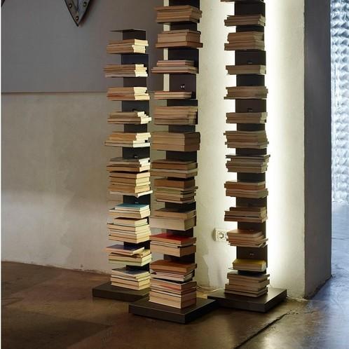Opinion Ciatti - Ptolomeo Luce 160 LED Büchersäule