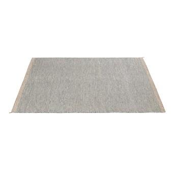 Muuto - Ply Teppich 200x300cm - schwarz-weiß