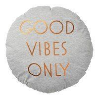 Bloomingville - Good Vibes Cushion