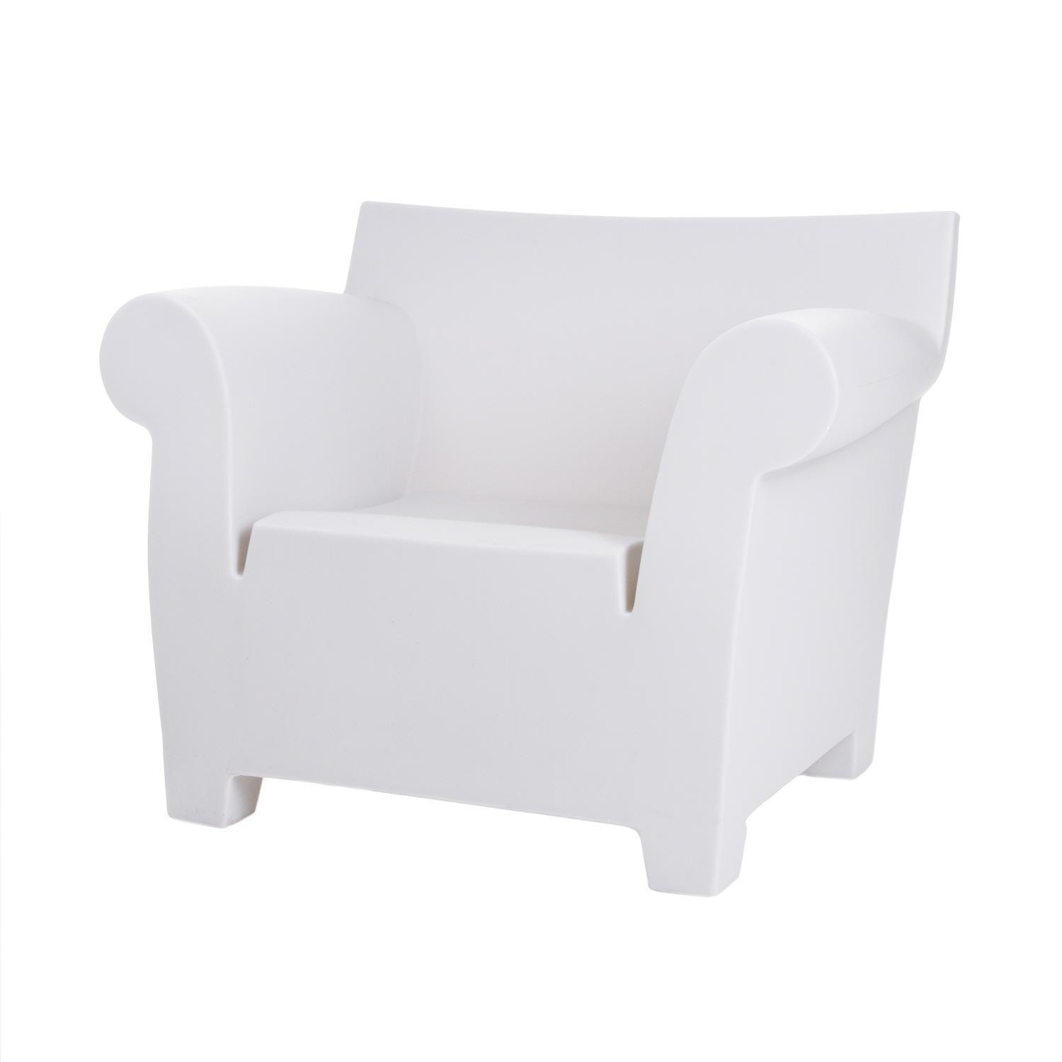 Bubble Club Fauteuil Kartell.Bubble Club Fauteuil Set Promotionnel