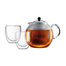 Bodum - Assam Tea Maker Set
