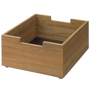 Skagerak - Cutter Box Klein  - teak/26x14x30cm