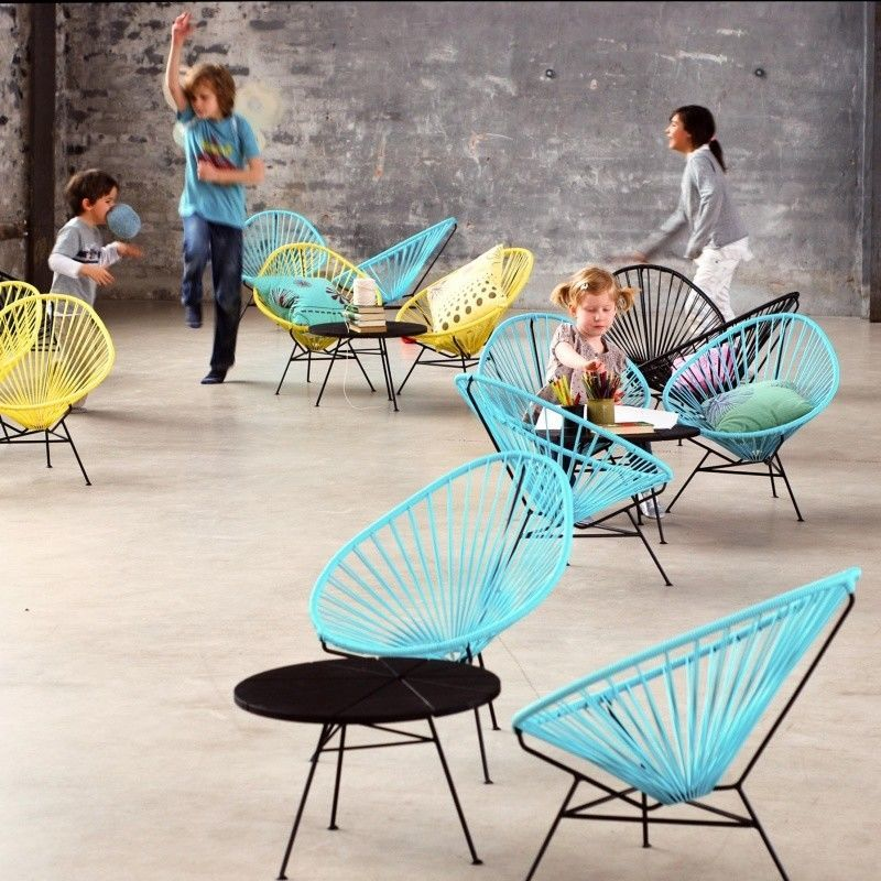 Acapulco mini chair ok design - Eames kinderstuhl ...