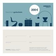 AmbienteDirect - Geschenkgutschein