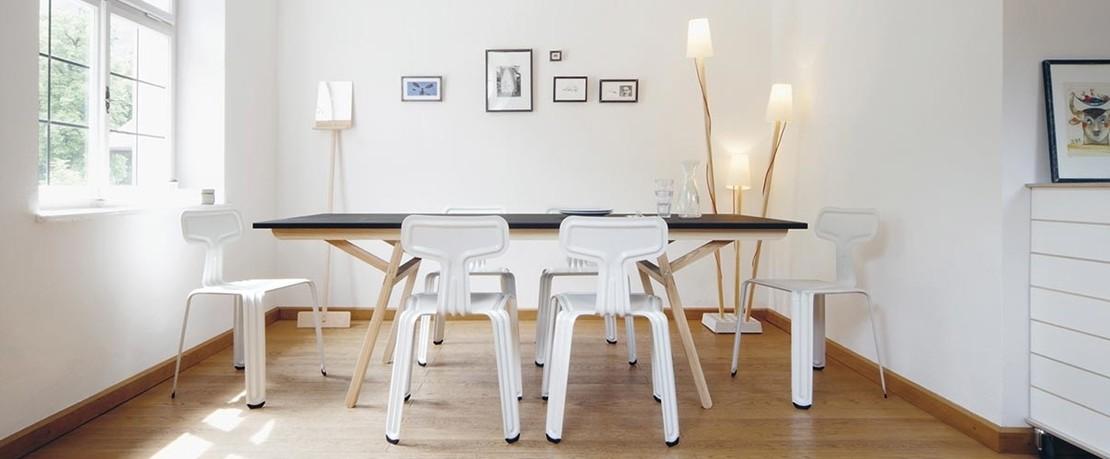 Hersteller Moormann Pressed Chair Klopstock PinCoat