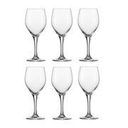 Schott Zwiesel - Mondial Pinot Blanc- Set de 6 verres à vin
