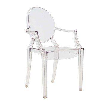 Kartell   Louis Ghost Armchair ...