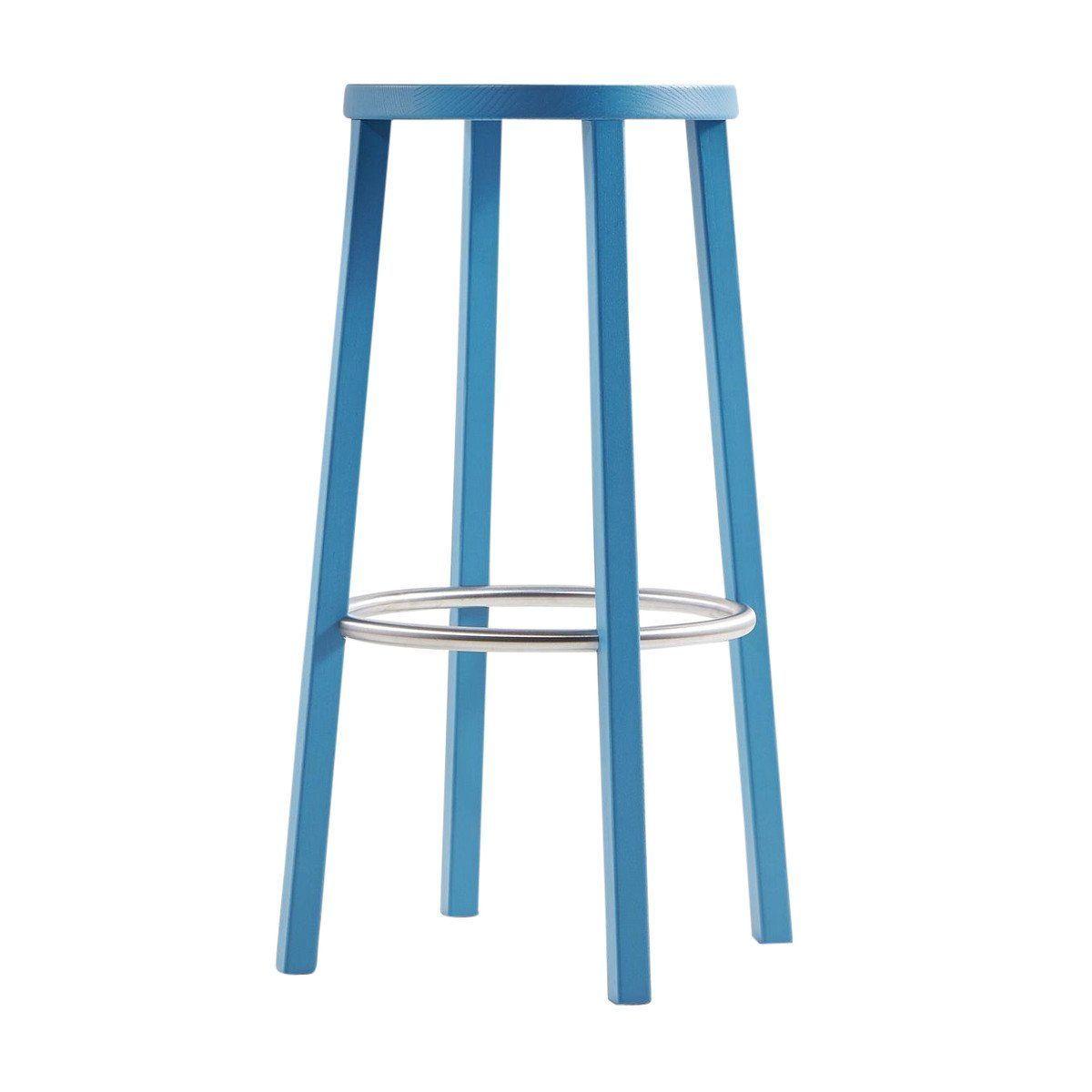 Barhocker Blau blocco barhocker h 76cm plank ambientedirect com