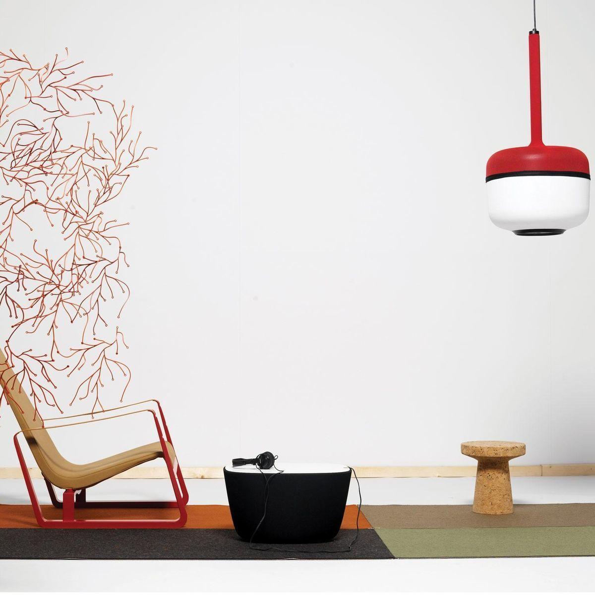 cork family beistelltisch hocker vitra. Black Bedroom Furniture Sets. Home Design Ideas