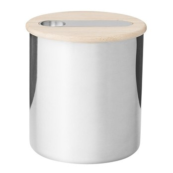 Stelton - Scoop Teedose mit Löffel