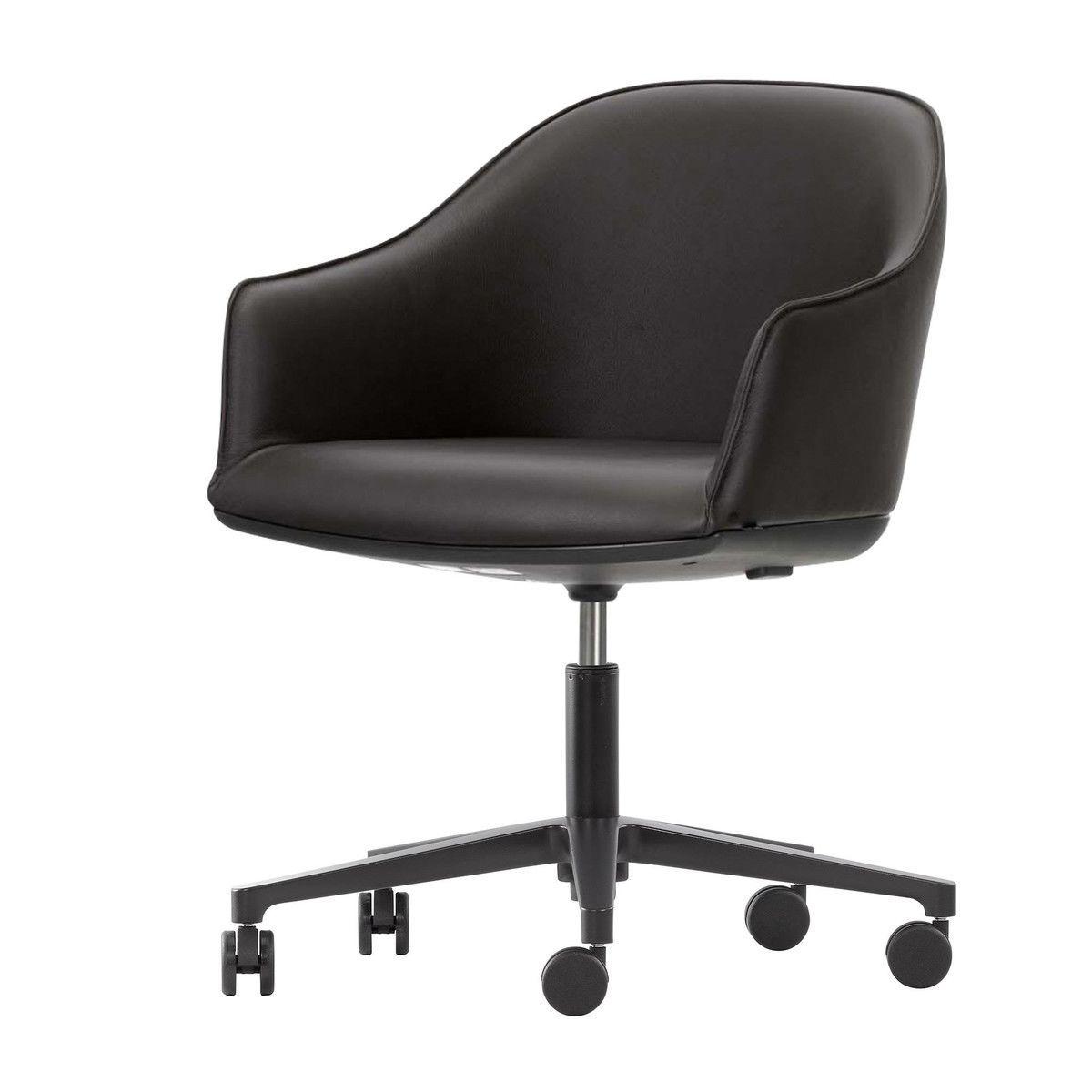 Vitra softshell chair chaise de bureau vitra for Chaise de bureau vitra prix