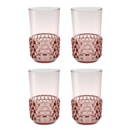Kartell - Jellies Family - Set de 4 verres à cocktail