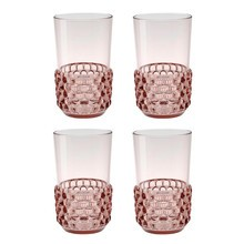 Kartell - Jellies Family - Cocktailglas set 4dlg.
