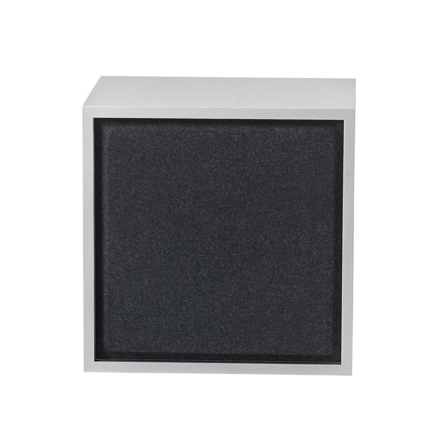 Muuto  Muuto Stacked Acoustic Panel M  Blackfabric Black
