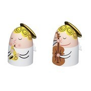 Alessi - Angels Band - Figurine, Set 1