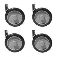 Kartell - Mobil Replacement wheels 4-piece Set