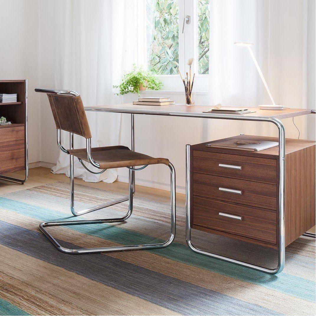 thonet s 285 2 bureau ambientedirect. Black Bedroom Furniture Sets. Home Design Ideas