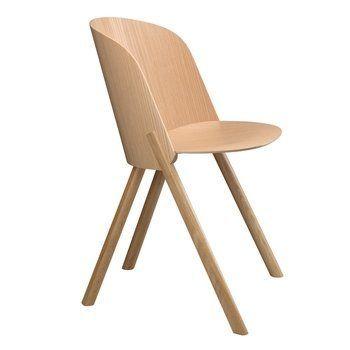 e15 - e15 CH05 This Stuhl  - eiche/klar lackiert
