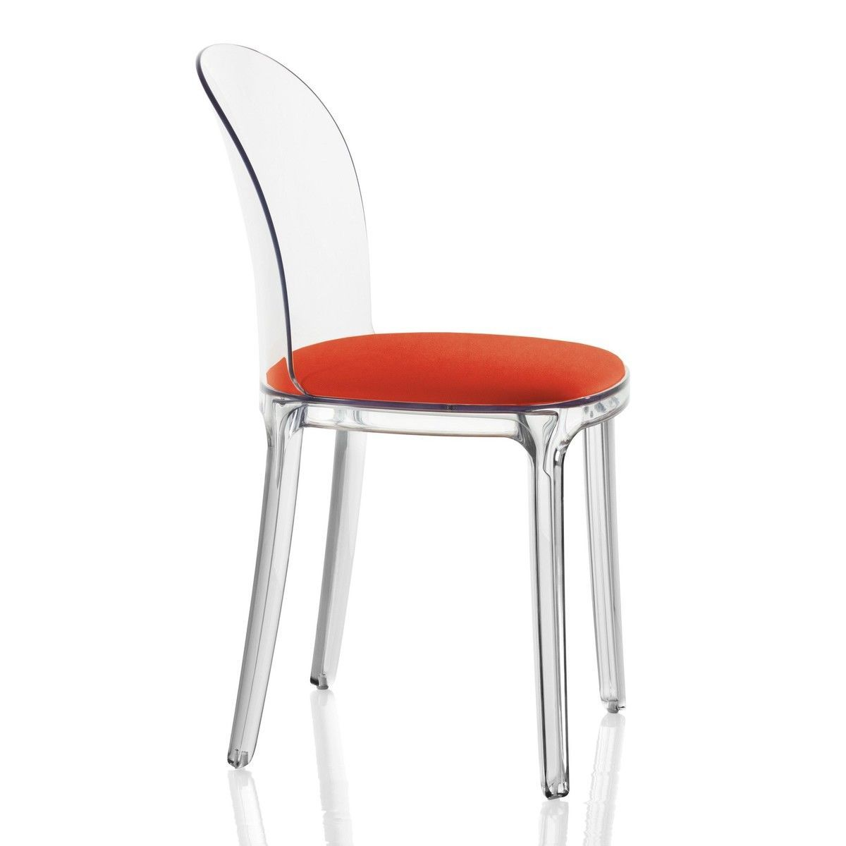 Vanity Chair Transparent | Magis | AmbienteDirect.com