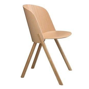 e15 - CH05 This Stuhl - eiche/klar lackiert