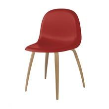 Gubi - Gubi 3D Dining Chair Stuhl mit Eichengestell