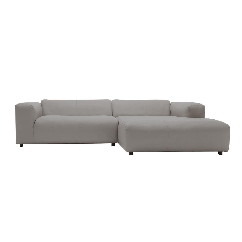 freistil rolf benz freistil 187 lounge sofa 260x185cm ambientedirect. Black Bedroom Furniture Sets. Home Design Ideas