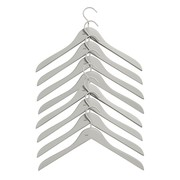 HAY - Soft Coat Slim kleerhanger-set van 8