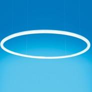 Artemide - Alphabet of light circular LED Pendelleuchte