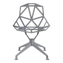 Magis - Chair One 4Star stoel met vierpootsonderstel