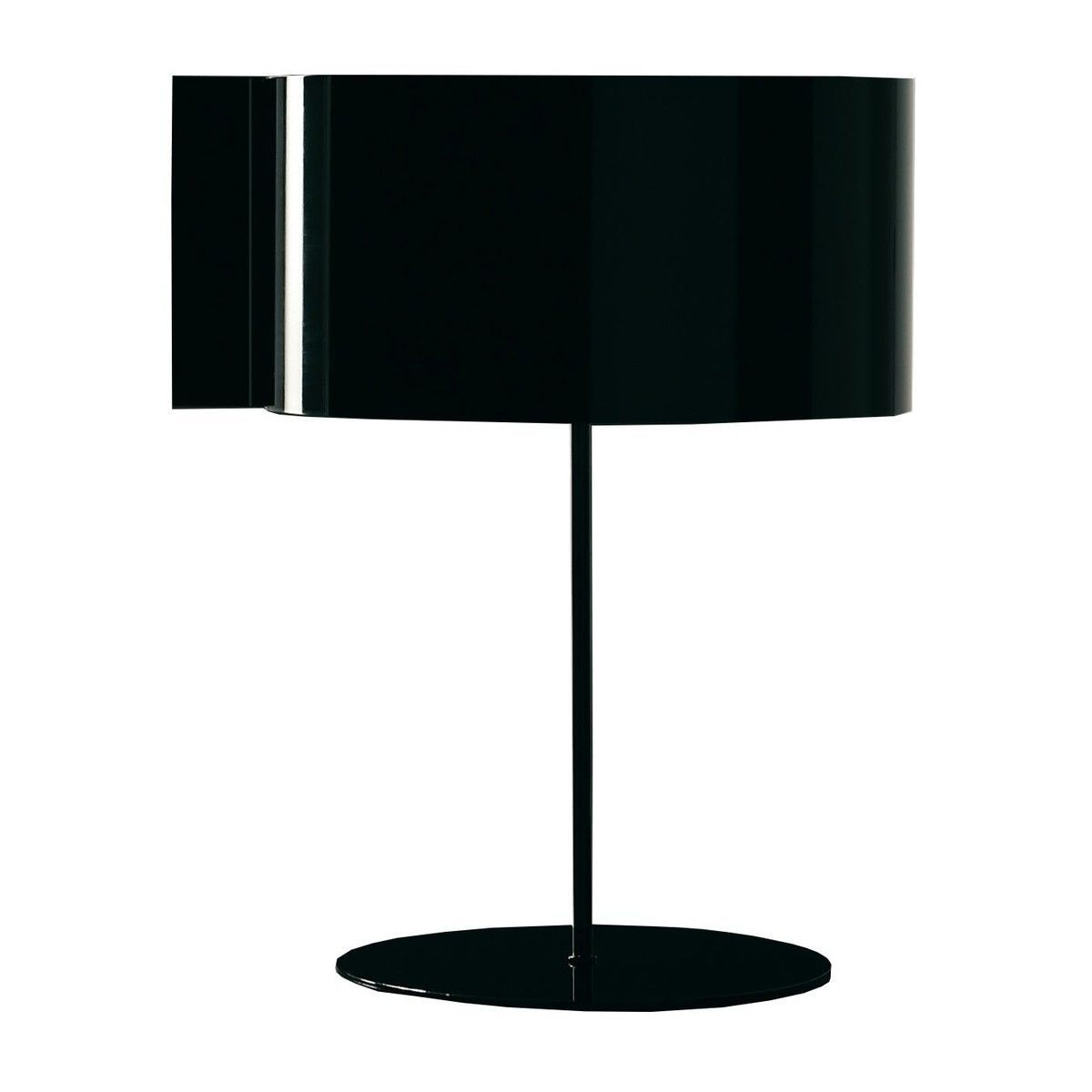 Great Oluce   Switch 206 Table Lamp   Black/with Dimmer