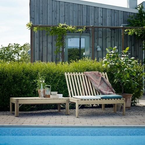 Skagerak - Riviera Lounge Sonnenliege/Bank