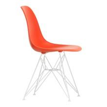 Vitra - Eames Plastic Side Chair DSR Gestell weiß