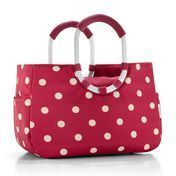 Reisenthel - Reisenthel Loopshopper M Einkaufstasche - ruby dots