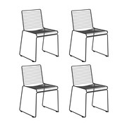 HAY - Hee Dining Chair Set of 4