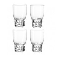 Kartell - Trama Water Glass Set of 4
