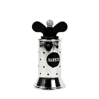 Alessi - 9098 Pfeffermühle - schwarz/Metall