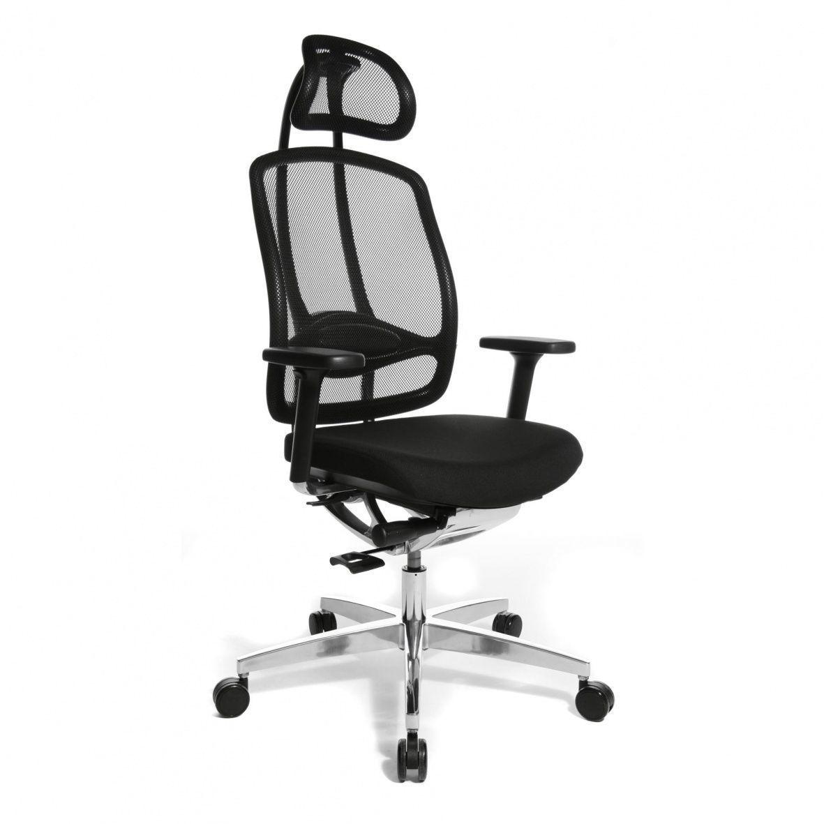 Alumedic 10 chaise de bureau wagner for Roulettes pour chaise de bureau