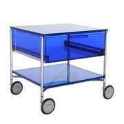 Kartell - Mobil 1+1 Container mit Rollen