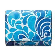 Remember - Florina Blue Damen Portemonnaie breit