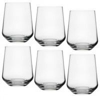 iittala - Essence Water Glass Set 0.35l
