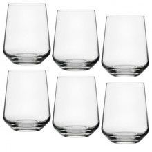 iittala - Essence Water Glass Set of 6