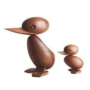 ArchitectMade - ArchitectMade Duck & Duckling Wooden Figurine