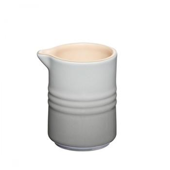 Le Creuset - Le Creuset Milchkännchen 0.15l - grau/H: 9cm