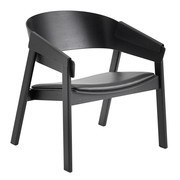Muuto - Fauteuil cuir Cover