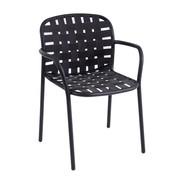 emu - Chaise de jardin avec accoudoirs Yard