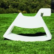 Vondom: Brands - Vondom - Rosinante Rocking Chair