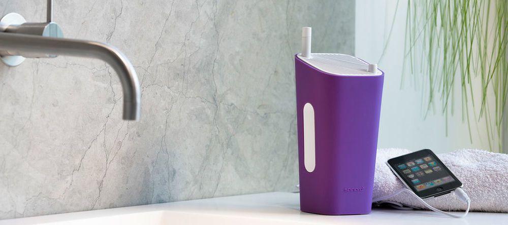 design-radios für küche & bad | design shop | ambientedirect